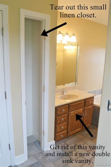 bathroom on the right song robin s bathroom makeover reveal part one beneath my heart