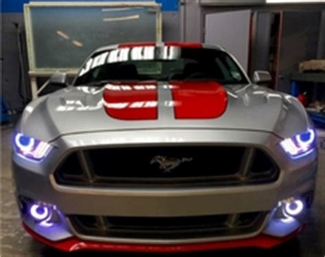2015 mustang fog lights oracle halo lights for ford mustang 2015 2016 ford