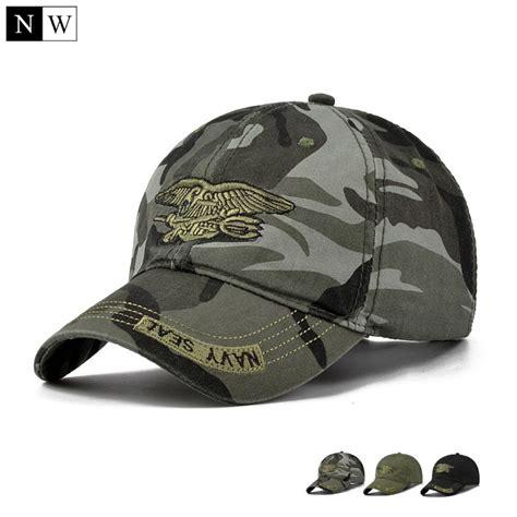 Camo Baseball Cap high quality camo baseball cap camouflage navy seal