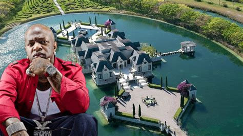 birdman house birdman s house birdman 10 million stunna island mansion youtube