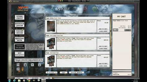 tutorial magic online magic the gathering online beginners guide tutorial