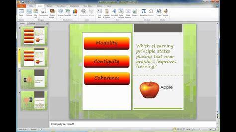 Multiple Choice Question W Power Point Doovi Choice Template Powerpoint