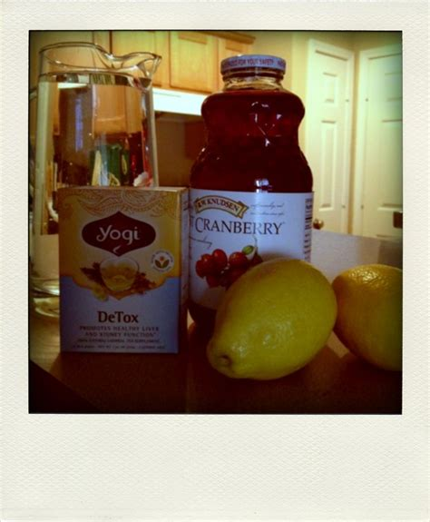 Purity Detox Drink by 17 Best Ideas About Cranberry Juice Detox On