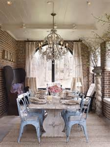 dining room french country vintage elegance shabby chic