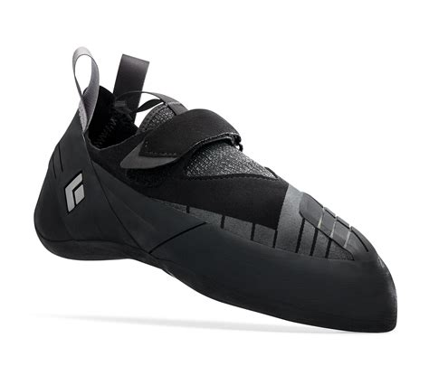 black climbing shoes shadow climbing shoes black gear
