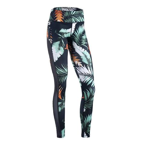 bri bagwell leggings no pain no chagne mother nature cuperly palm leggings