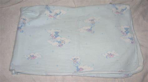 baby girl comfort blanket vintage comfort receiving hospital baby blanket cotton