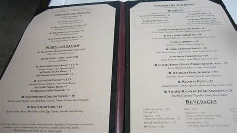 ahwahnee dining room menu ahwahnee dining room menu pork shank picture of the