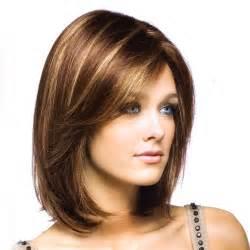 coiffure femme rond mi
