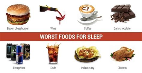 7 Foods To Avoid For A Nights Sleep by Foods That Makes You Feel Drowsy Foods That Create