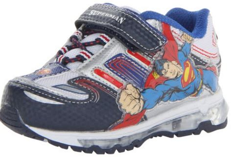 superman light up shoes updated amazon big up of kid s shoe deals up