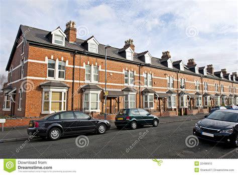 homes in uk englisho aca british houses stock photo image 22496910