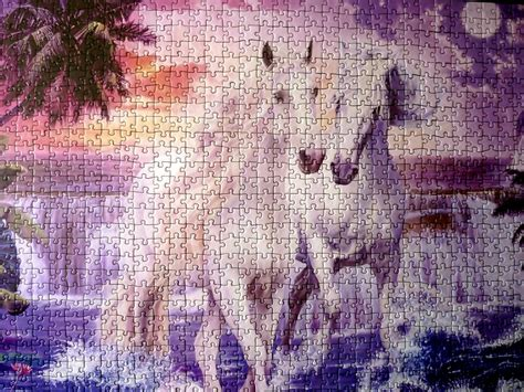 Tapisserie Cheval by Photo Gratuite Puzzle Chevaux Image Gratuite Sur