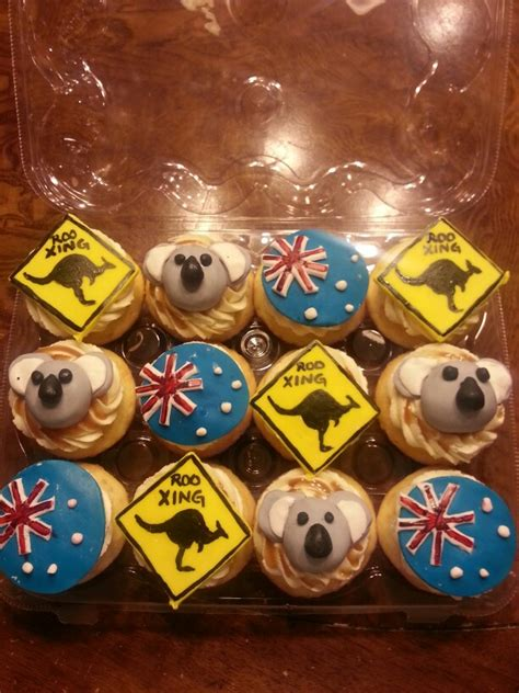 Cupcake Heaven In Australia by Australian Cupcakes By Kissicakes Everything Cupcakes