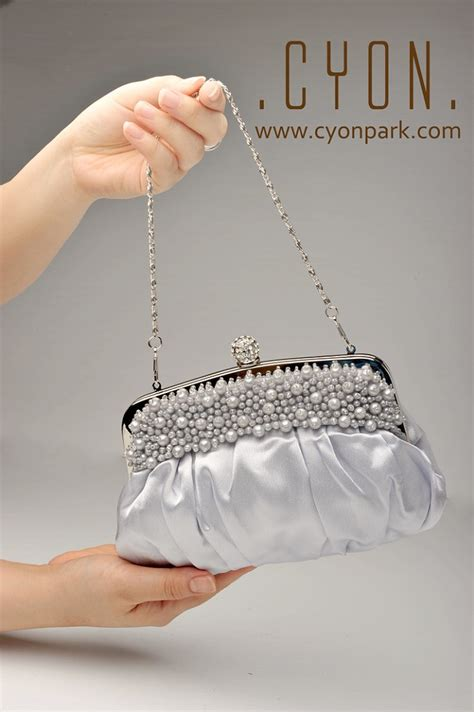 Tas Pesta Grey Silver Tas Pesta Your Arm At The All Sold Out
