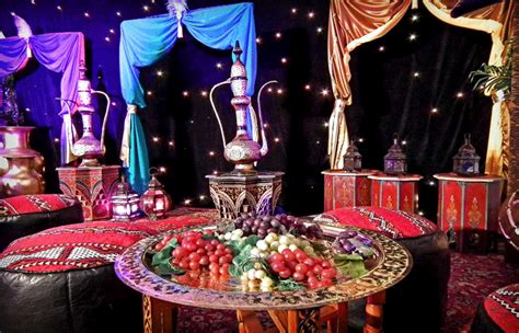 arabian theme decorations sweet 16 arabian nights theme arabian nights arabian