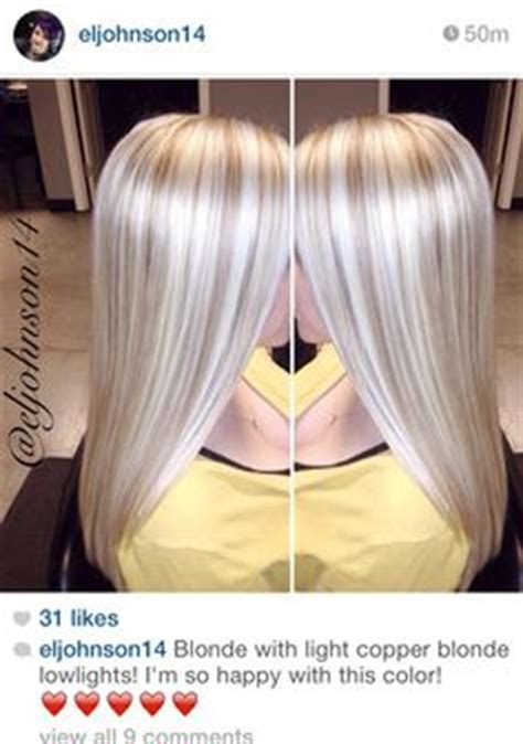 fine silver lowlights blonde hair colors for fair skin tone platinum