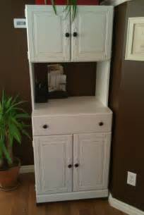 home depot microwave stand paint me shabby microwave stand turned bill and junk
