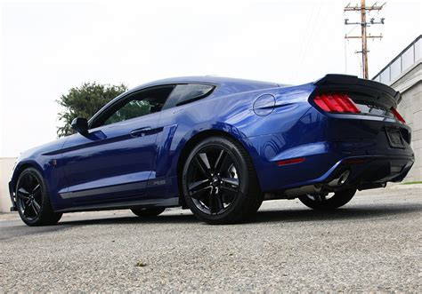 2015 ford mustang 3 7l v6 gets boost in ponies with a k n