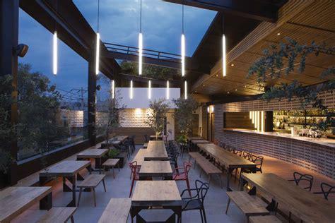 Bar Cupola by Balmori Rooftop Bar Taller David Arquitectura