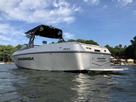 moomba boats raptor 2018 moomba max 440 raptor loaded for sale in lake wylie
