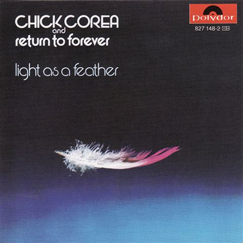 Light As A Feather by Light As A Feather 1973 Corea