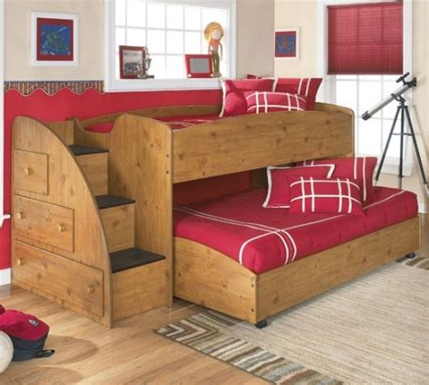 Country Bunk Beds Bedroom Collection That Brings The Rustic Country Style To Your Home Home Design Garden