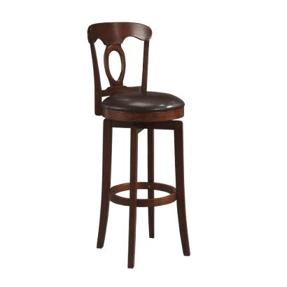 new barstool kyoto brown cherry stool for sales price