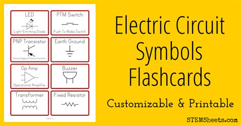 basic electrical circuit symbols