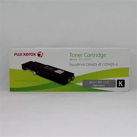 Fuji Xerox Docuprint 20653055 Original toner fuji xerox docuprint cm405df cp405d black