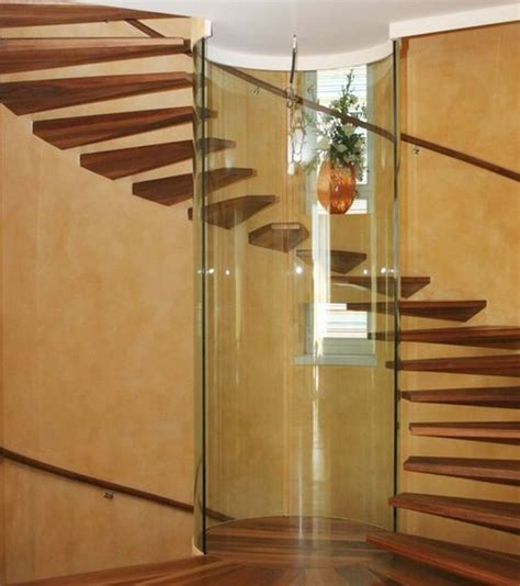 Stairway Design by Suspended Style 32 Floating Staircase Ideas For The