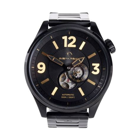 Jam Tangan Rantai Pria Cowok Ripcurl Rip Curl Crono Model Rolex Ac Qq jual rip curl titan xl automatic sss jam tangan pria