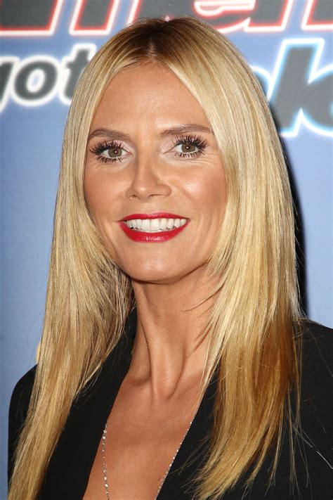 Photos Of Heidi Klum by Heidi Klum America S Got Talent Season 10 Live Viewing