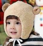 Topi Rajut Teddy Untuk Anakbayi jual topi bayi lucu dan unik
