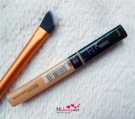 Concealer Maybelline Review maybelline fit me concealer 25 medium review swatch
