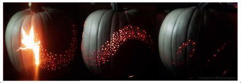 wonderful diy halloween tinkerbell pumpkin  template