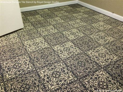 309 best images about stenciled painted floors on