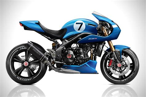 this 2015 jaguar m cycle bikes mileage for more detail please visit jaguar project 7mc concept bike sprhuman crafted by