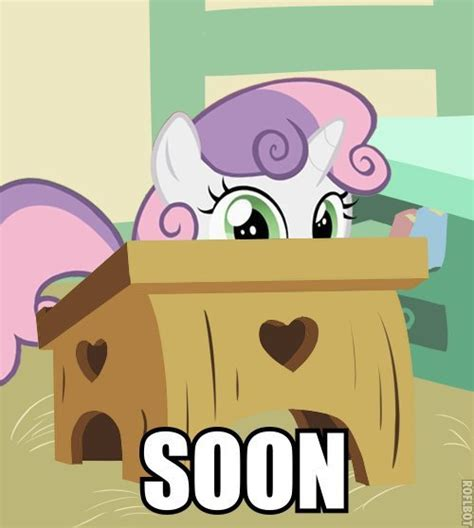 My Little Pony Know Your Meme - soon my little pony friendship is magic know your meme