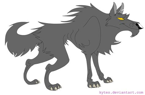 mr wolf by kytes on deviantart