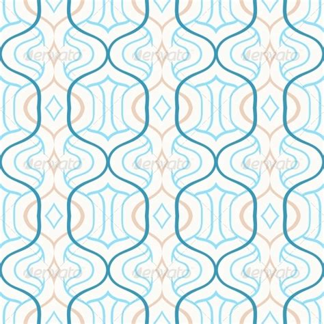 vector background pattern simple vector simple moroccan pattern in blue and white