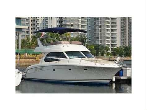 second hand boats for sale singapore jeanneau prestige 42 flybridge in singapore power boats