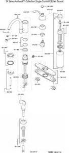 Parts Of A Kitchen Faucet Diagram Price Pfister Parts Diagram Faucets Reviews