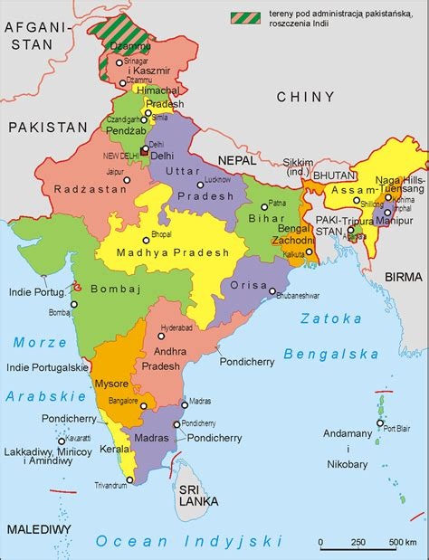 map india a fast that changed the map of india guruprasad s portal