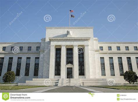 fedral bank federal reserve bank washington dc usa stock photo