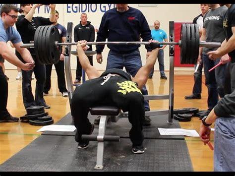 big e langston bench press full download road warriors bench press