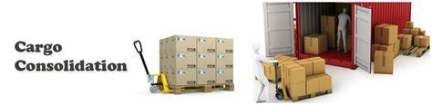 cargo consolidation gandhi shipping