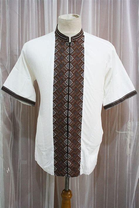 Indonesia White Shirt ivory white shirt cotton by aboyshop on