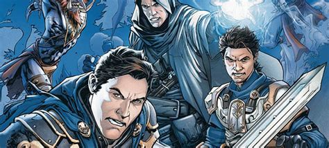 libro warcraft bonds of brotherhood the poorly received warcraft film is getting a prequel comic