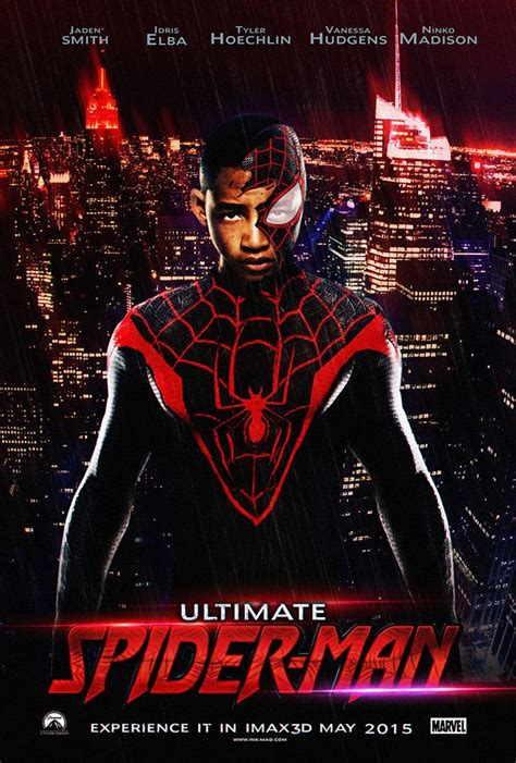 film marvel will smith jaden smith as ultimate spider man this needs to happen